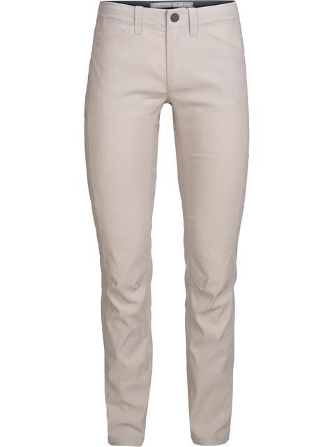 Icebreaker Persist - Pantalones de Trekking Mujer - beige
